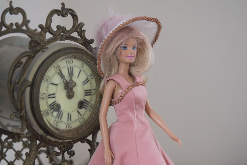 ÕPETUS JA LÕIKED: Barbie-kübar