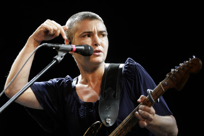 Sinéad O'Connor teatas muusikukarjääri lõpetamisest – kuid mõtles siis ümber