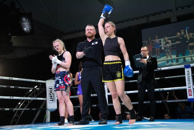 Tai poksi treener Astrid Johanna Grents: tugeva põhjata edasi ei liigu!