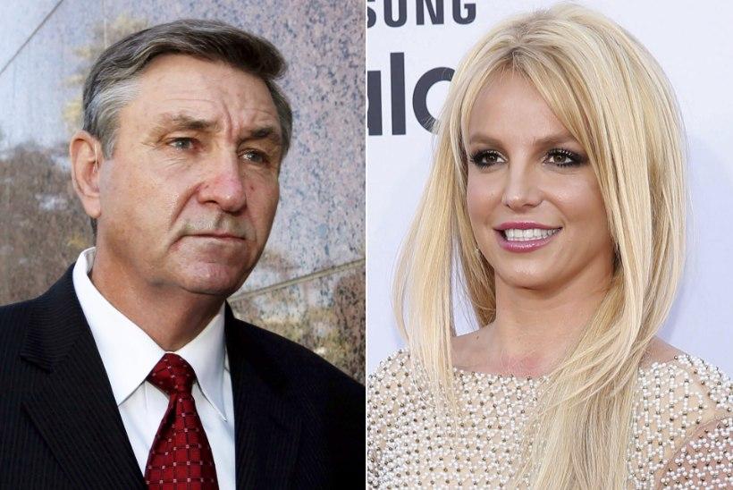 Kohtunik keeldus Britney Spearsi vabastamast isa eestkoste alt