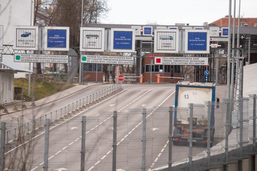 Hiljemalt reedeks saavad paika uued koroonareeglid Vene piiril