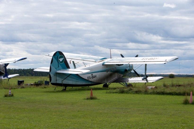 Kuusiku lennuväli: lennuklubi sai valla üle kohtus võidu