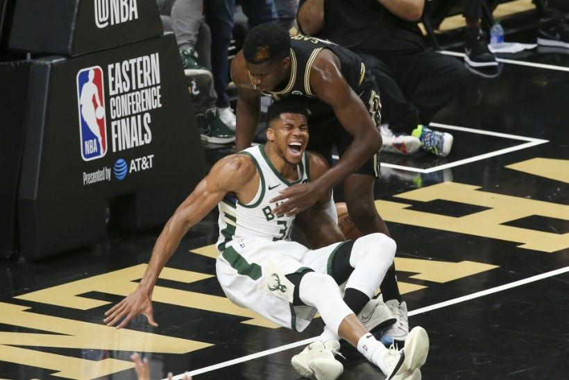 Ennenägematu vigastustelaine NBAs: kas tänavune tiitel on üldse täisväärtuslik?