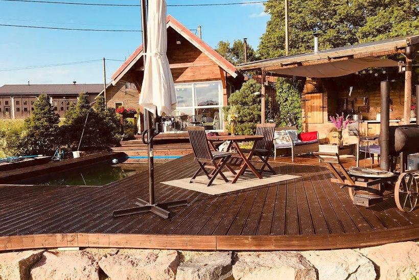 FOTOD | Vaata, milliseid suveoaase on Eesti inimesed endale ehitanud!