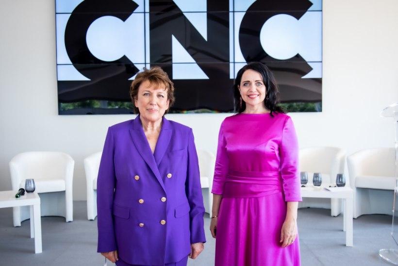 FOTOD JA VIDEO   ÕL CANNES'IS   Eesti ja Prantsusmaa kultuuriministrid kohtusid ja arutlesid kultuuri rolli üle