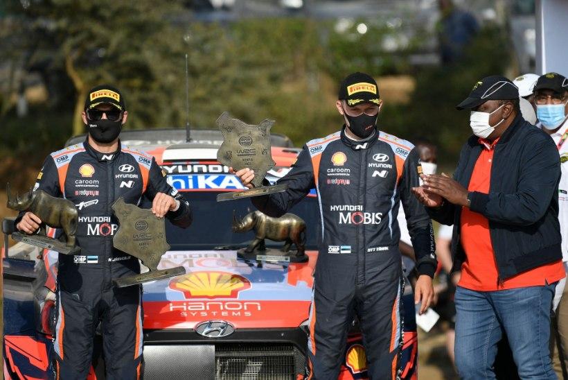 Tänak Rally Estonia eel: konkurents Toyotaga saab olema tihe, rallid võiksid olla lühemad