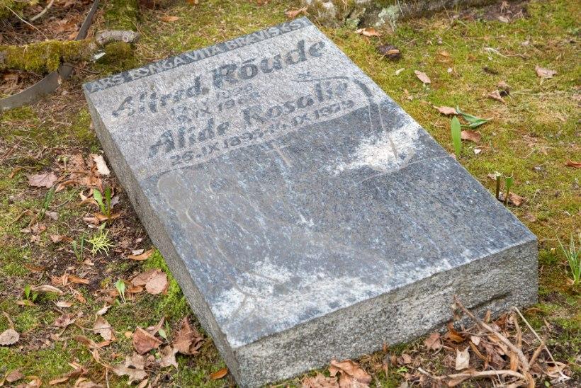 Voldemar Kuslapi kalmukolumn | Kunstirahvas Rahumäel