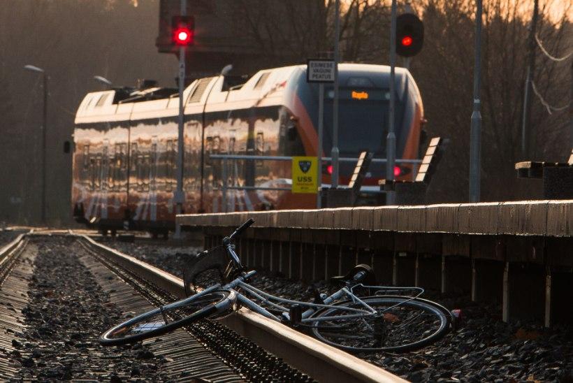 Tahad rattaga rongi minna? Osta sõidukile eraldi pilet