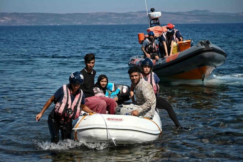 Kreekat süüdistatakse tuhandete asüülitaotlejate tagasisaatmises