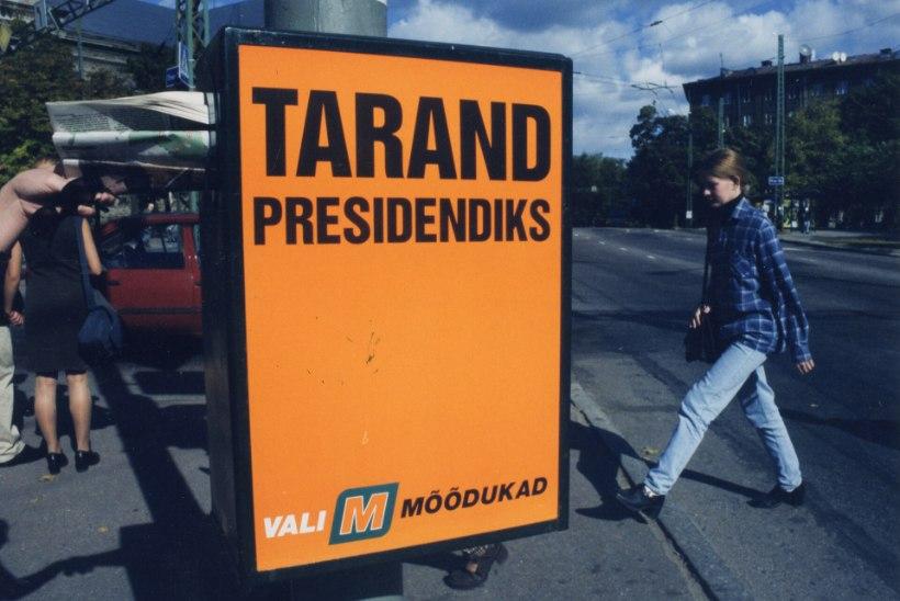 AJALOOLINE JOKUTAMINE: presidendikandidaadid pole end kunagi nii viimase minutini oodata lasknud!