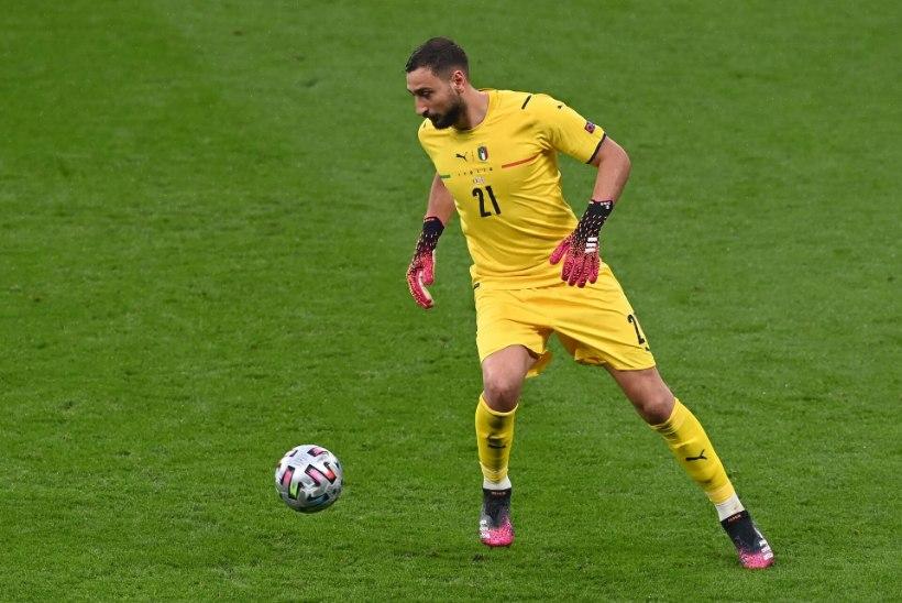 AMETLIK: jalgpalli EMi parim mängija siirdus PSGsse