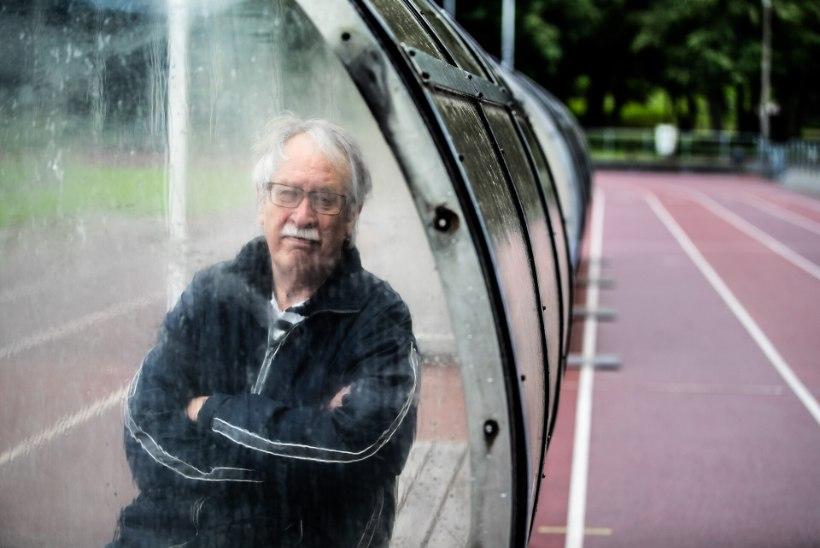 ARVUSTUS | Vanameister Tiit Karuks rõõmustas spordihuvilisi hea raamatuga