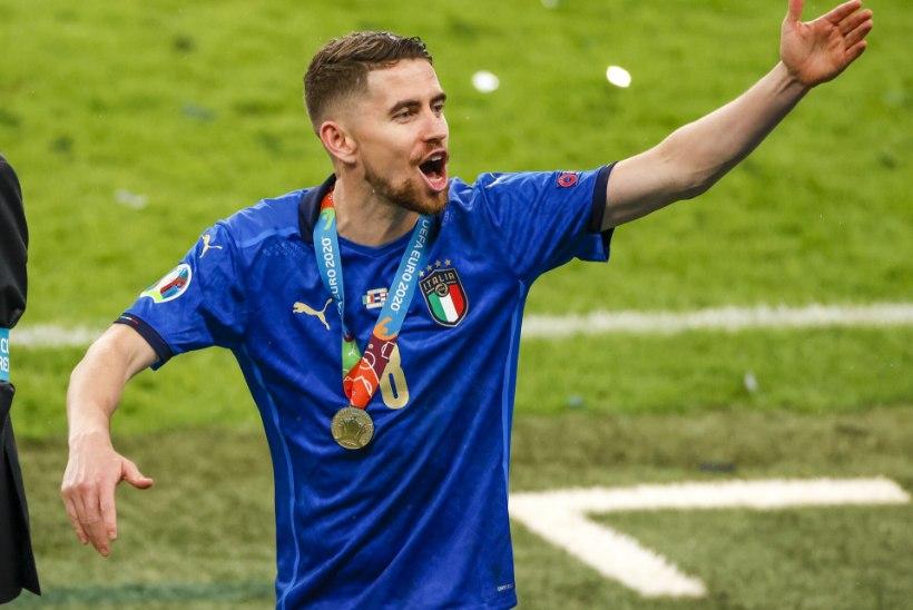 Itaaliaga EMi võitnud poolkaitsja: kui vaadata tiitleid, siis peaksin mina võitma Ballon d'Ori!