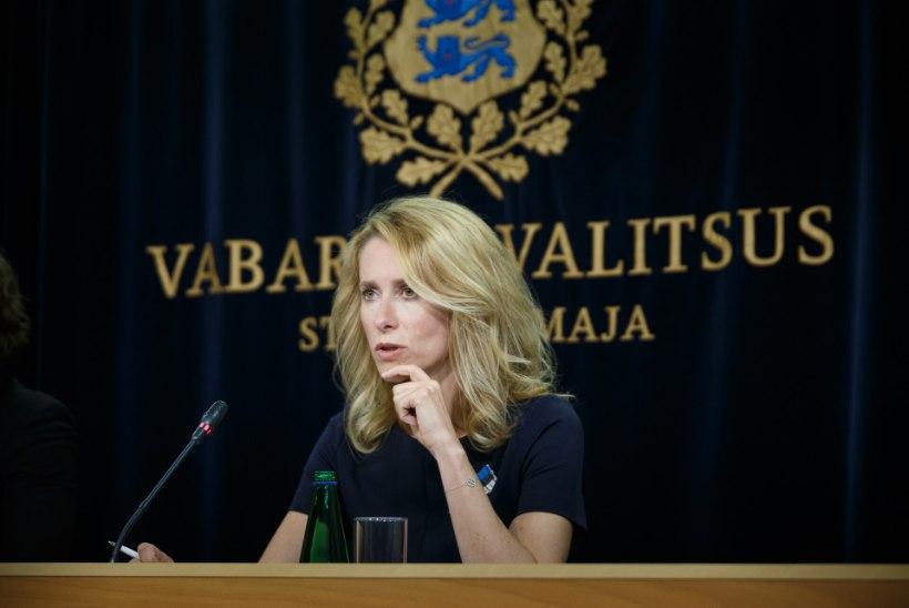 Kaja Kallas: kolmanda laine ajal jäävad uksed avatuks neile, kes suudavad tõestada, et pole koroonaviirusega nakatunud