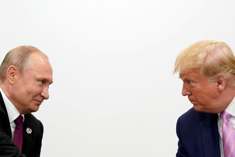 """KREMLI SALAJANE RAPORT: Putin andis käsu, et tahab """"psüühiliselt ebastabiilset"""" Trumpi presidendiks"""