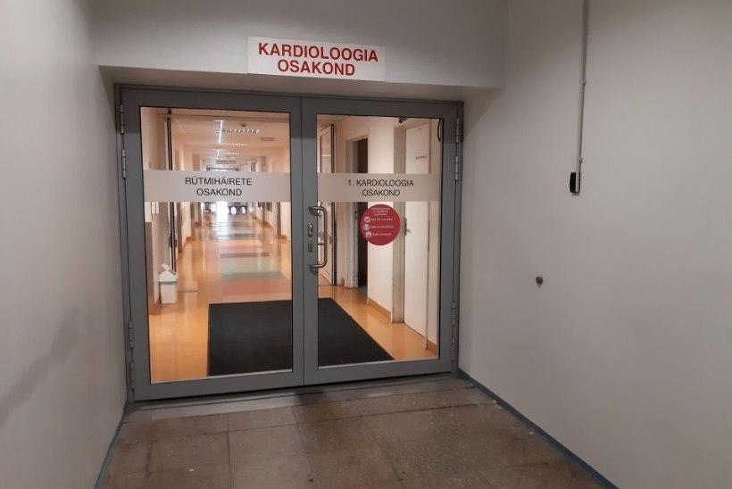 Koroonajärgne katsumus haiglas: palavus kurnab ülikooli kliinikumi patsiente ja töötajaid