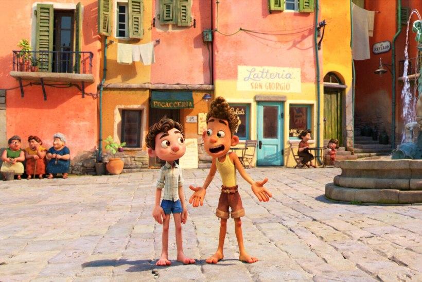 """FILMISAADE """"DUUBEL""""   Pixari üliemotsionaalne animatsioon küsib, kas itaallastel on tunded?"""