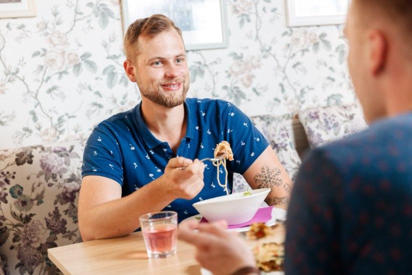 Eesti suurim pannkoogirestoran Pann & Kook pakub maitsvaid pannkooke ja rohkelt rõõmu lastele