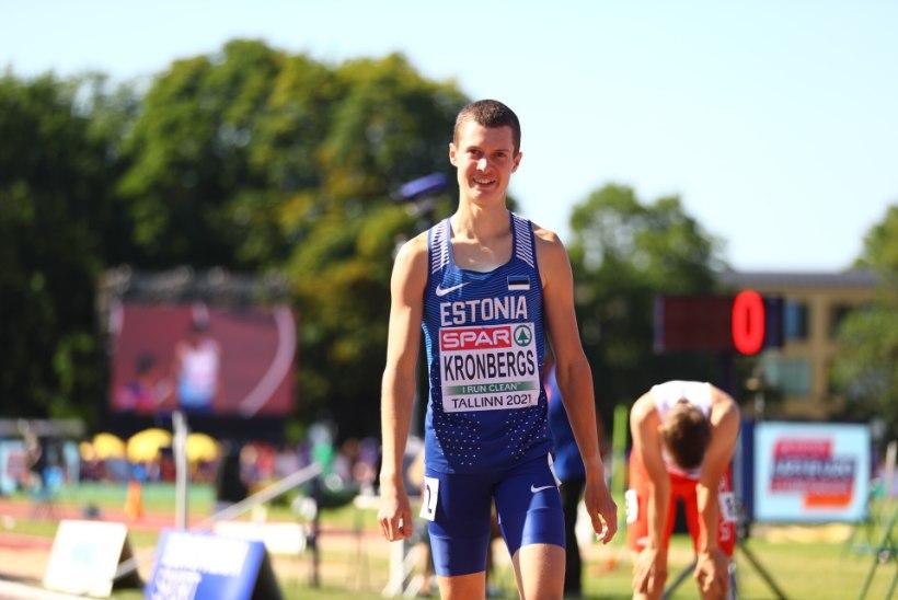 GALERII | Eesti võitis EMilt kaks medalit! Pihela: kui treenerit kallistasin, tuli pisar silma!