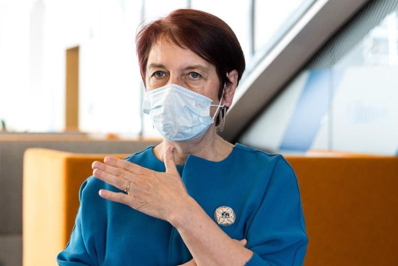 Irja Lutsar: meil on vaktsineerimisel üks tõsine kitsaskoht, mis tuleks lahendada enne, kui on hilja