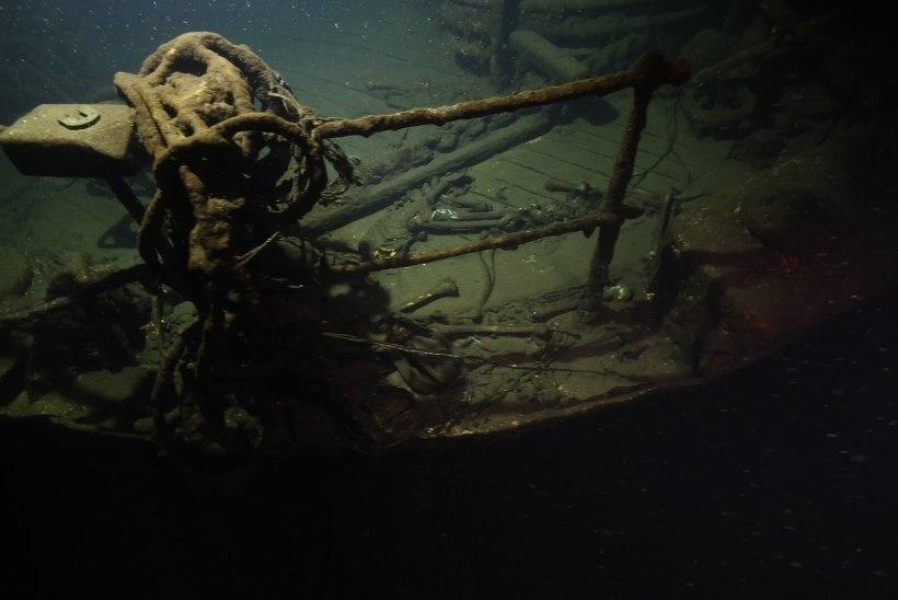 FOTOD   Eesti vetes leidis aset mereajaloo suurim katastroof