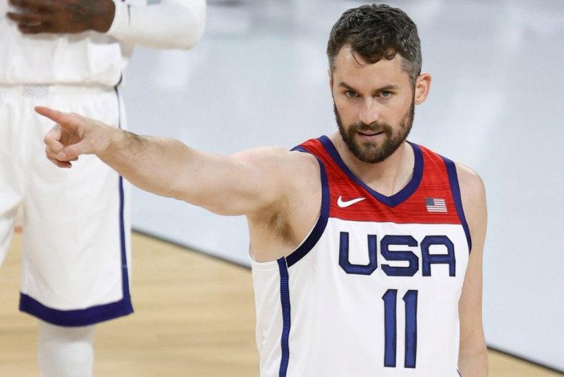 USA korvpallikoondist tabasid olümpia eel tõsised tagasilöögid