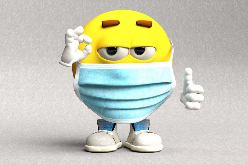 SILMIAVAV INFO: koroonaviirus ei jäta isegi emojisid rahule!