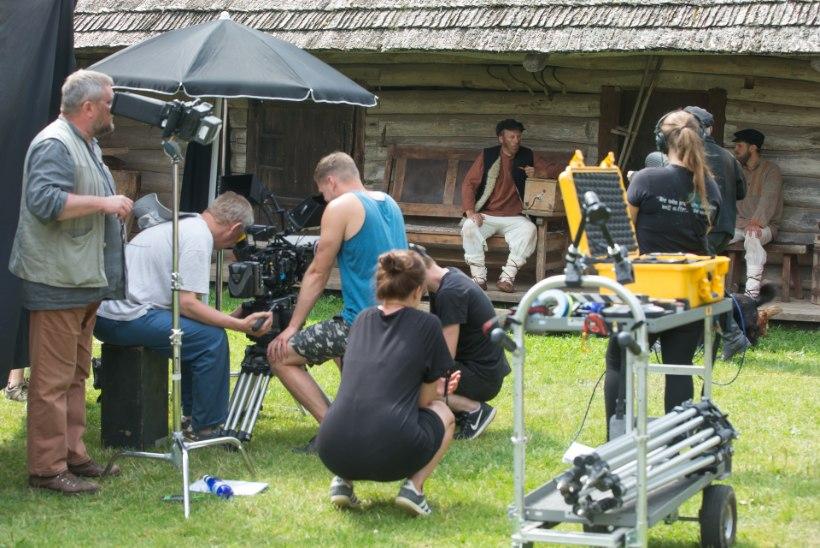 Lõpetage filmimine! Näitlejate liidu uued tingimused panevad filmilavastajad loobuma Eesti näitlejatest