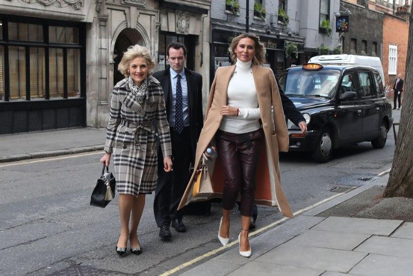 Maailma kalleim lahutus täitis advokaatide taskud
