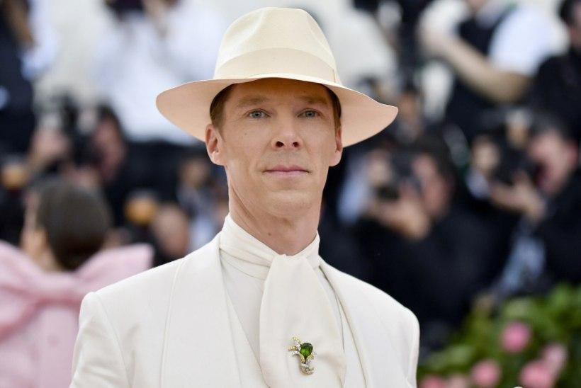 MÄLUMÄNG   Benedict Cumberbatchi filmid