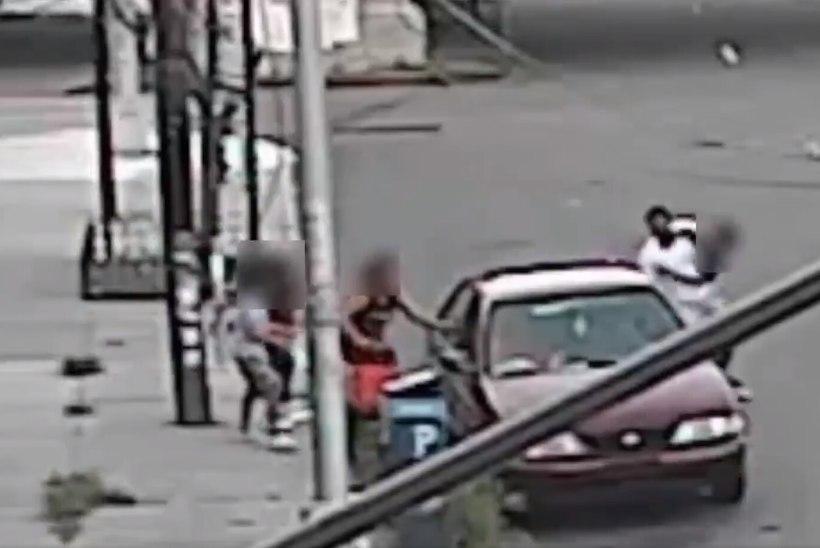 VIDEO |  Ema päästab oma viieaastase poja röövijate käest