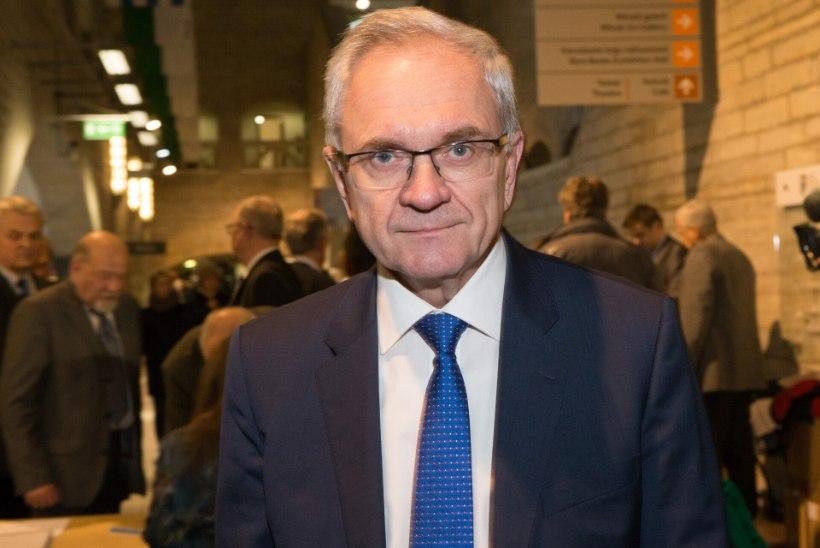 Presidendiks pürgimisest loobunud Jüri Raidla: naine kartis siiralt, et kui peaksin sattuma Kadriorgu, töötan ennast üle