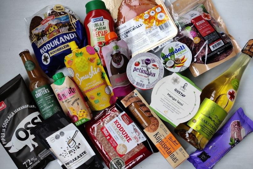 Kodukirja köögiuudised: taimsed pihvid, uued jäätisemaitse ja Eesti parimad toiduained