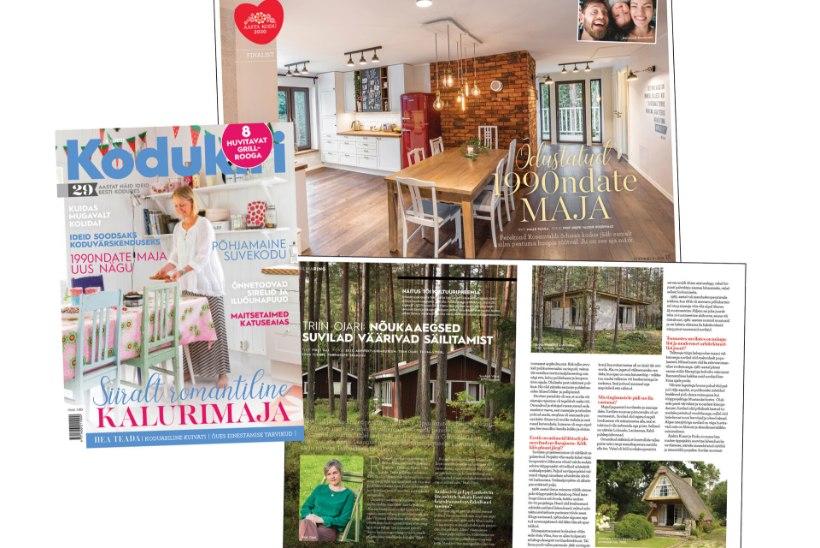 Lugejakirjad | Kodukirja lugejate muljeid juuni ajakirjast
