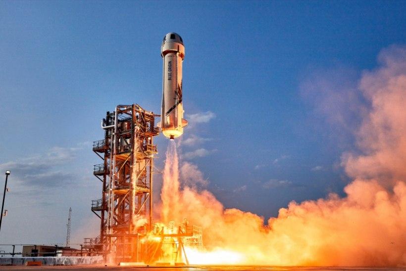 Miljardäride kosmoselennud – oluline samm valdkonna arengus või lihtsalt edev viis raha taevasse lennutada?