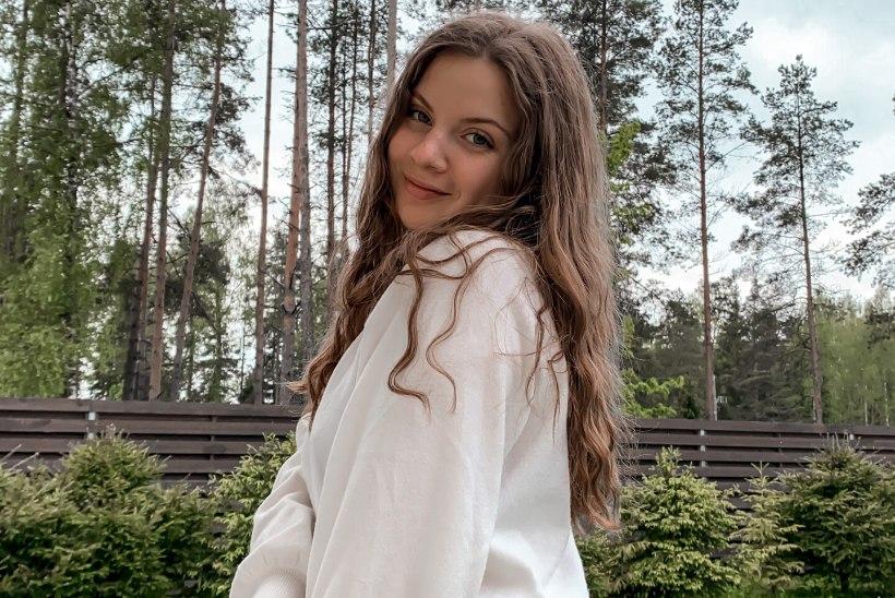 KES TEEB, SEE JÕUAB! 18aastane suunamudija Johandra-Lisett Iljušin õpetab noori tervislikult sööma: patutoitu enam minu jaoks ei eksisteeri