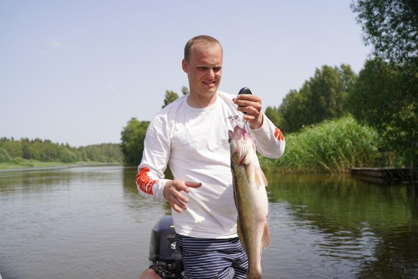 """Rainer Mahl: """"Mulle meeldib, kui kala saamiseks on vaja vaeva näha!"""""""