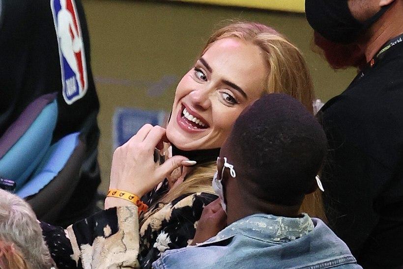 SKOOR! Kas lahutatud Adele semmib eduka spordiagendiga?