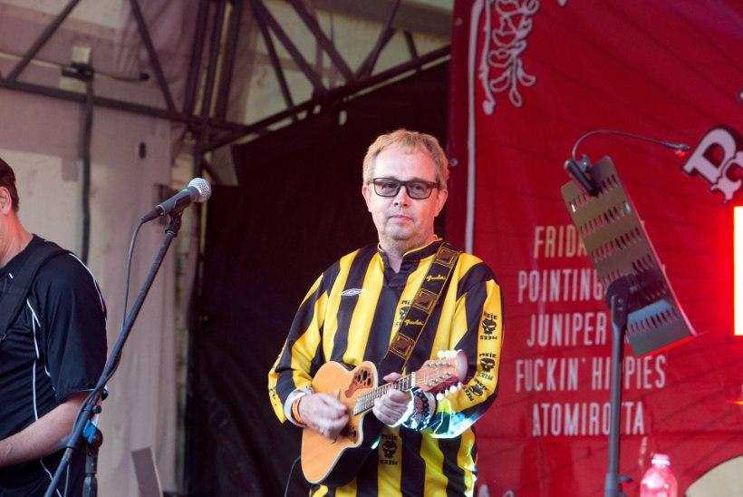 """Emil Oja: """"Tõnu Aare oli suure hingega muusik."""""""