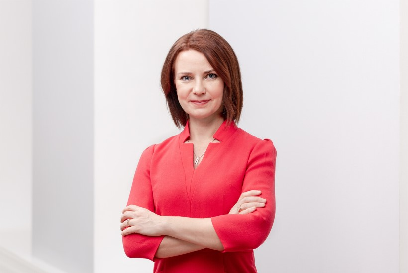Rahandusminister Keit Pentus-Rosimannus: sünnituspuhkuse alguses tuli telefonikõnesid ja e-kirju üsna katkematult