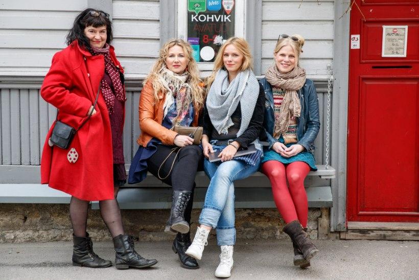 NAISTE VÄGI! Viljandi folgil esinevad nii Mari Kalkun, Naised Köögis kui ka Duo Ruut. Kairi Leivo: sealne publik on parim!