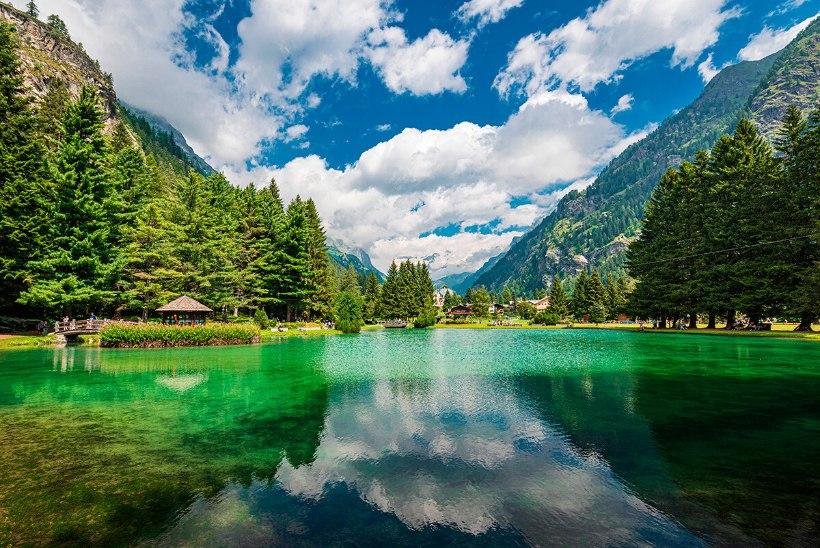 Põhja-Itaalia: matka, puhka, püüa forelli