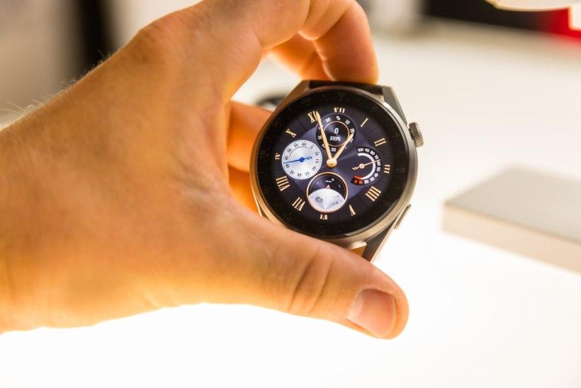 Huawei uued premium-klassi nutikellad üllatavad mugavustega
