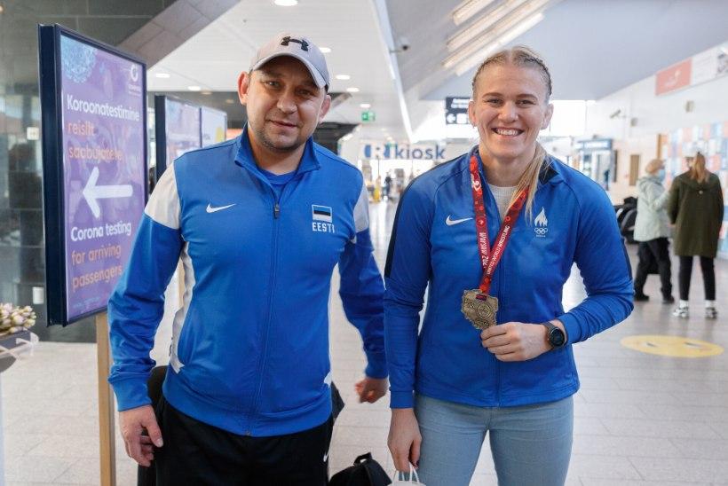 ÕL TOKYOS | Eesti olümpiakoondis elas üle koroonaehmatuse