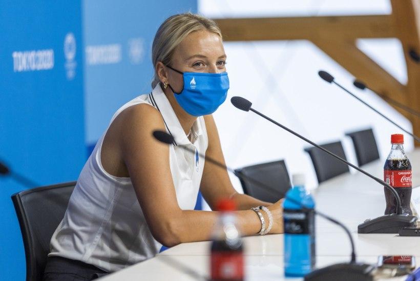ÕL TOKYOS   Anett Kontaveit olümpiamängudest: Eesti esindamine on mulle väga südamelähedane