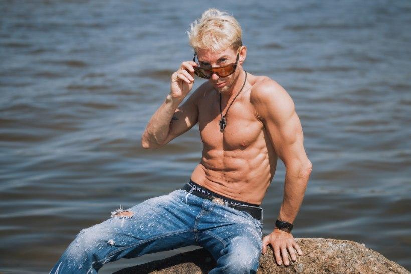 Glamuurne hetero Marco Tasane: mu peokülaline lubas geid põlema panna, hiljem suudles aga ise mehega