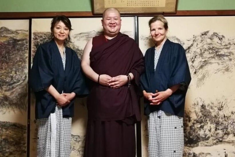 HÜVA NÕU   Jaapani taimeravi terapeut Merike Villard: haigused jahivad raskusi ja stressi, hea tervis on kontaktis kergusega