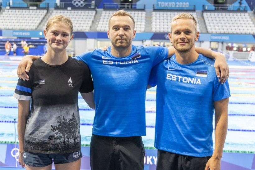 TOKYO OLÜMPIA: Eesti sportlaste ajakava ja tulemused