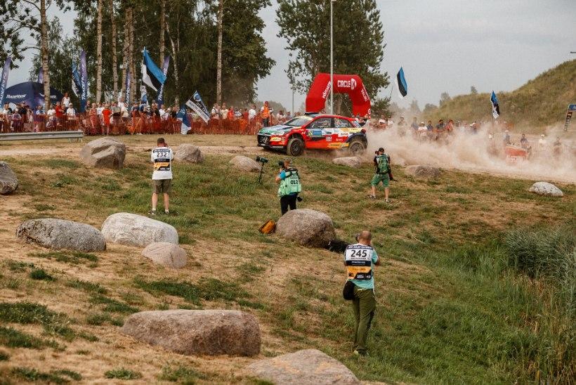 Koroonapuhang Rally Estonia külastajate seas – tuvastati 13 nakatunut