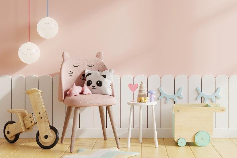 SISUSTUSVÄLJAKUTSE LAHENDATUD: nii kujundad mõnusa toa mitmele lapsele